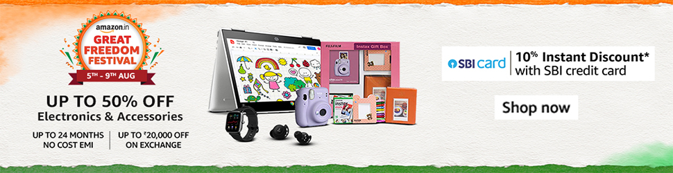 amazon electronics accessories sale