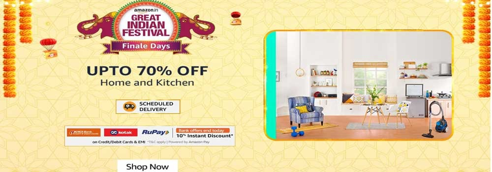 amazon home and kitchen accessories sale
