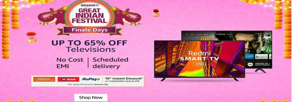 amazon tv sale